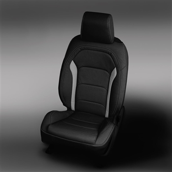 Chevrolet Camaro Convertible Katzkin Leather Seat Upholstery, 2016, 2017, 2018, 2019, 2020, 2021