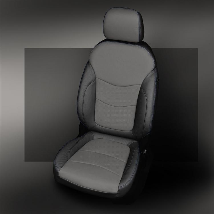 Chevrolet Volt Lt Katzkin Leather Seat Upholstery 2016 2017 2018