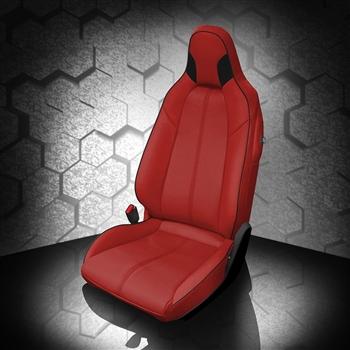 Mazda Miata Mx5 Katzkin Leather Seat Upholstery 2016 2017