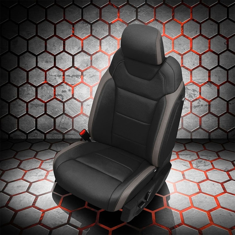 Ford F150 Crew Cab Raptor Katzkin Leather Seat Upholstery With Inflatable Rear Seat Belts 2018 Shopsarcom