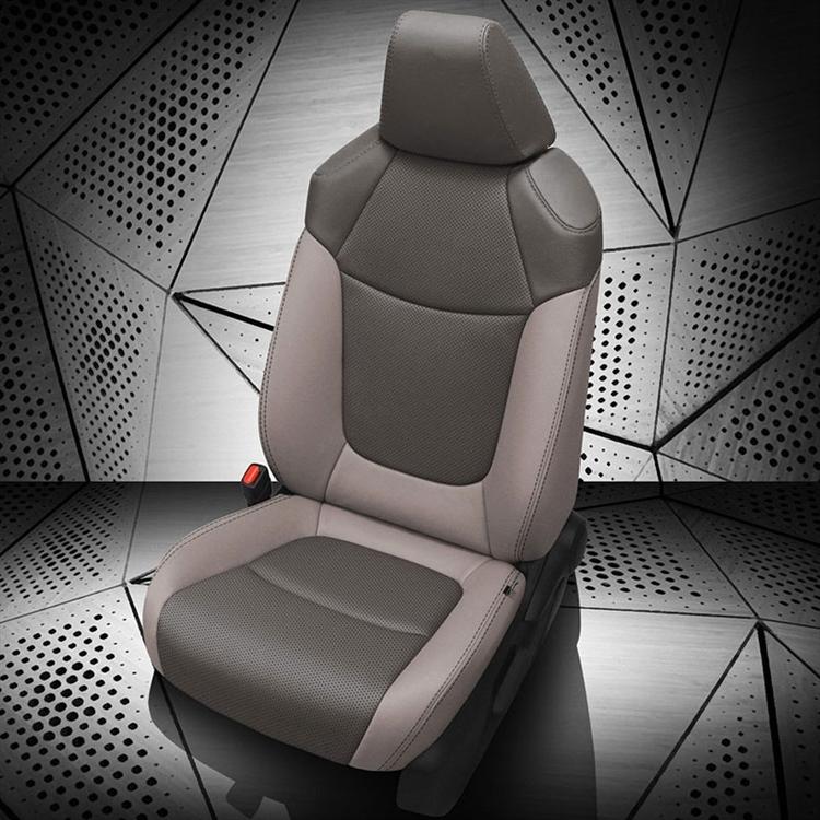 Magnificent Toyota Rav4 Xle Katzkin Leather Seat Upholstery Electric Drivers Seat 2019 Shopsar Com Creativecarmelina Interior Chair Design Creativecarmelinacom