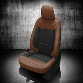 Ford Expedition XLT Katzkin Leather Seat Upholstery, 2020