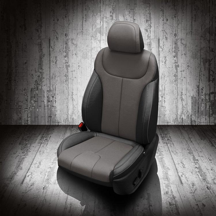 Hyundai Palisade Katzkin Leather Seat Upholstery (7 passenger), 2020 |  ShopSAR com