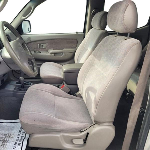 Cool Toyota Tacoma Double Cab Sr5 Katzkin Leather Seat Upholstery 2001 2002 2003 2004 Shopsar Com Short Links Chair Design For Home Short Linksinfo