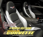 Chevrolet Corvette Katzkin Leather Seat Upholstery Kit