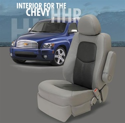 Katzkin Leather Replacement Seat Upholstery For The Chevrolet Hhr