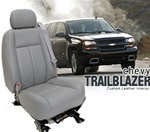 Chevrolet Trailblazer Katzkin Leather Seat Upholstery Kit