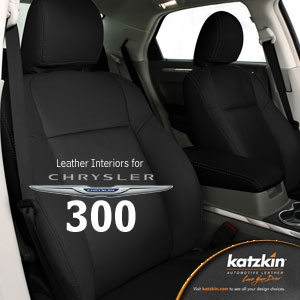 Chrysler 300 Katzkin Leather Seat Upholstery Kit