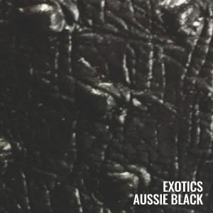 Katzkin Color Exotic Aussie Black