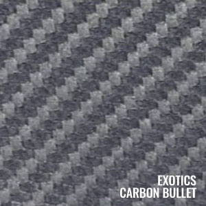 Katzkin Color Exotic Carbon Bullet