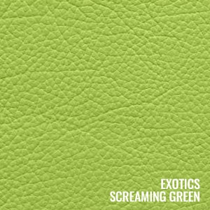 Katzkin Color Exotic Screaming Green