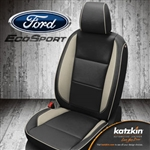 Ford EcoSport Katzkin Leather Seat Upholstery Covers