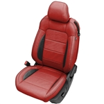 Ford Mustang Katzkin Leather Seat Upholstery Kit
