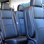 Ford Transit Connect Katzkin Leather Seat Upholstery Covers
