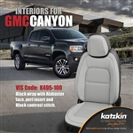 GMC Canyon Katzkin Leather Seat Upholstery Kit