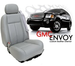 GMC Envoy Katzkin Leather Seat Upholstery Kit
