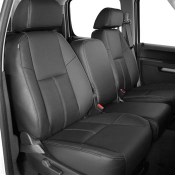 Admirable Katzkin Leather Replacement Seat Upholstery For The Gmc Caraccident5 Cool Chair Designs And Ideas Caraccident5Info
