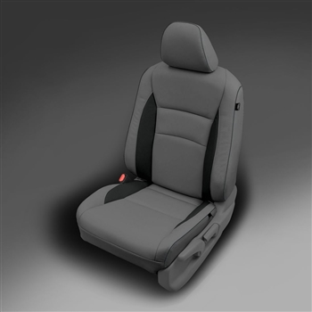 Katzkin Leather Replacement Seat Upholstery For The Honda Pilot