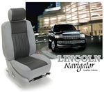 Lincoln Navigator Custom Leather Interior