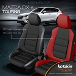 Mazda CX-5 Katzkin Leather Seat Upholstery Kit