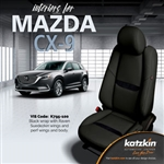 Mazda CX-9 Katzkin Leather Seat Upholstery Kit