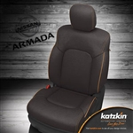 Nissan Armada Katzkin Leather Seat Upholstery Covers