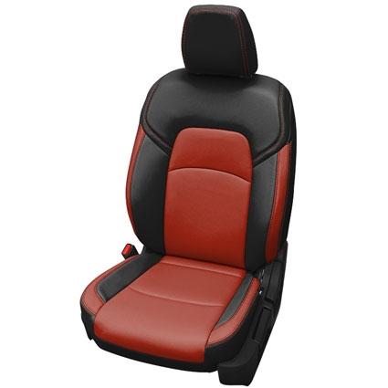 Nissan Pathfinder Katzkin Leather Seat Upholstery Kit | ShopSAR.com