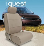 Nissan Quest Katzkin Leather Seat Upholstery Covers
