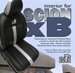 Scion xB Katzkin Leather Seat Upholstery Kit