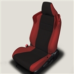 Subaru BRZ Katzkin Leather Seat Upholstery Kit