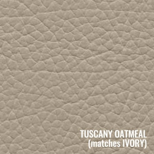 Katzkin Color Oatmeal Tuscany