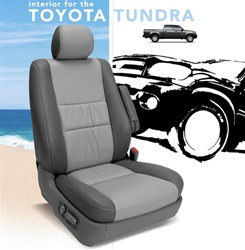 Toyota Tundra Katzkin Leather Seat Upholstery Kit