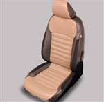 Volkswagen Passat Katzkin Leather Seat Upholstery Kit