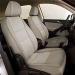 Volkswagen Tiguan Katzkin Leather Seat Upholstery Kit