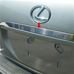 Lexus RX300 / RX350 / RX400 Chrome License Bar Trim, 2004, 2005, 2006, 2007, 2008, 2009