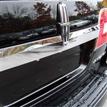 Lincoln Navigator Chrome License Bar Trim, 2007, 2008, 2009, 2010, 2011, 2012, 2013, 2014