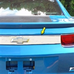 Chevrolet Camaro Chrome License Bar Trim, 2010, 2011, 2012, 2013