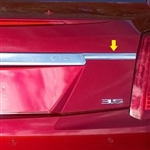 Cadillac CTS Sedan Chrome License Bar Extension, 2014