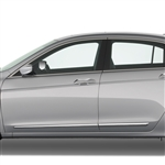 Honda Accord Coupe Chrome Lower Door Moldings, 2008, 2009, 2010, 2011, 2012