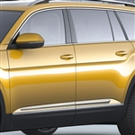 Volkswagen Atlas Chrome Lower Door Moldings, 2018, 2019