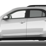 Chevrolet Equinox Chrome Lower Door Moldings, 2010, 2011, 2012, 2013, 2014, 2015, 2016, 2017