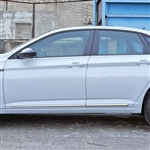 Volkswagen Jetta Chrome Lower Door Moldings, 2019, 2020