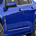 Chevrolet SS Chrome Lower Door Moldings, 2014, 2015, 2016, 2017, 2018