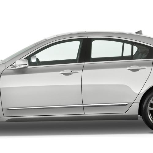Acura TL Chrome Lower Door Moldings, 2009, 2010, 2011