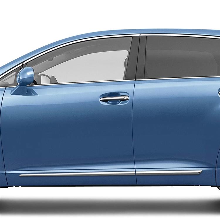 Toyota Venza Chrome Lower Door Moldings 2009 2010 2011