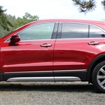 Cadillac XT4 Chrome Lower Door Accent Moldings, 2019, 2020, 2021