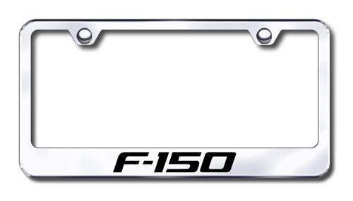 Ford F150 Chrome License Plate Frame | ShopSAR.com