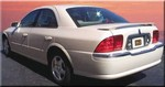 Lincoln LS Painted Rear Spoiler, 2000, 2001, 2002, 2003, 2004, 2005, 2006