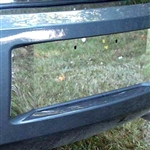 Dodge Magnum Chrome License Plate Bezel, 2005, 2006, 2007, 2008