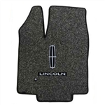 Lincoln Nautilus Floor Mats - Carpet and All Weather